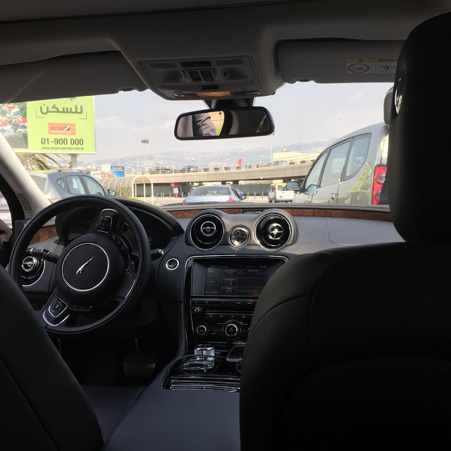 Beirut libanon aankunt Flughafen Sonnenschein Taxi mit wifi